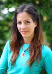 Tihanyi Nóra - Kineziológus, a Lótuszvirág Önismereti Műhely vezetője